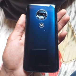 Celular Motorola Motog7 Plus 64gb Azul Escuro