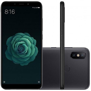 Smartphone Xiaomi Mi A2 6gb/128gb Dual Sim Tela 5.99