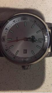Reloj Lacoste Hombre Malla De Cuero