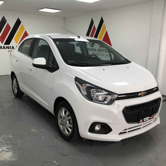 Chevrolet Beat 2018 4p Nb Ltz L4/1.2 Man