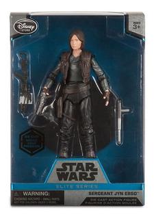 Star Wars - Jyn Erso - Rogue One - Die Cast Elite Series