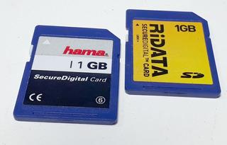 Cartões De Memória Para Câmera Fotográfica De 1 Gb