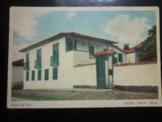 4. Cartões Postais. Caxambú E Sabará