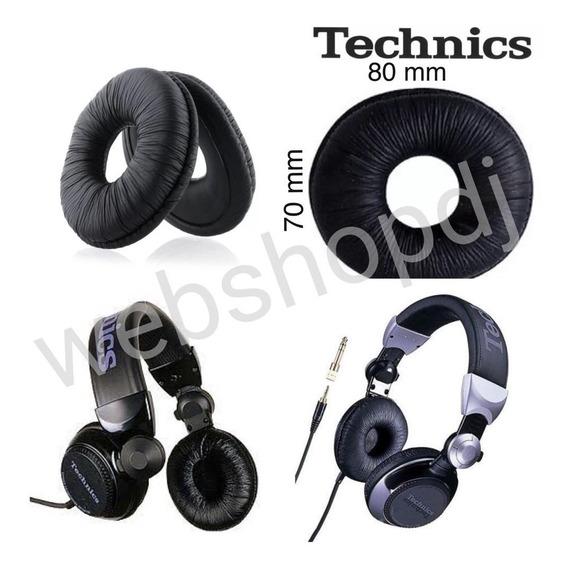 Espuma Fone Ear Pad Technics Pioneer Sennheiser V-moda Sony