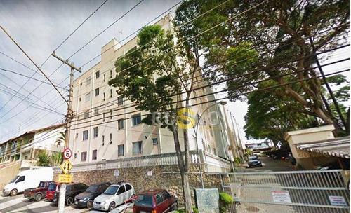Imagem 1 de 11 de Apartamento Com 2 Dormitórios À Venda, 56 M² - Vila Carmosina - São Paulo/sp - Ap0518