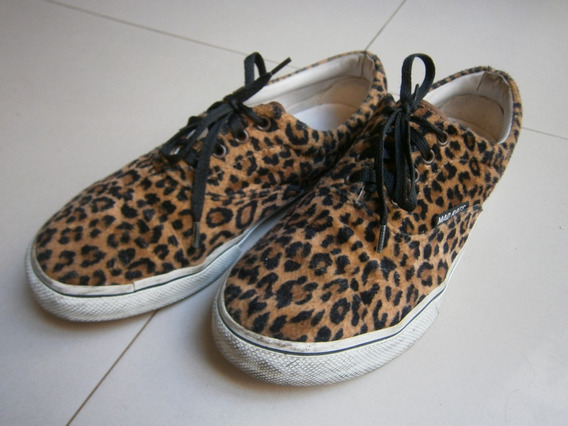 Zapatillas Nauticas Mad Rats Animal Print