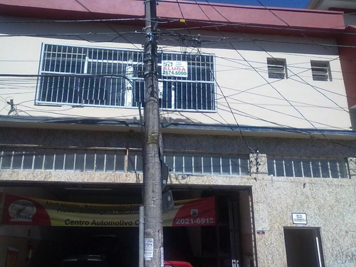 Sala Para Alugar, 40 M² Por R$ 1.200,00/mês - Jardim Vila Formosa - São Paulo/sp - Sa0465