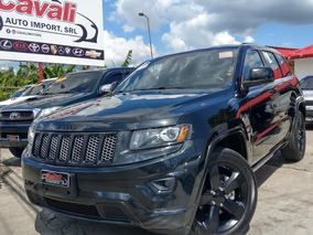 Jeep Grand Cherokee Altitude Negra 2015