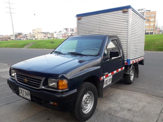 Chevrolet Luv 1997 4x2 Furgón Pública