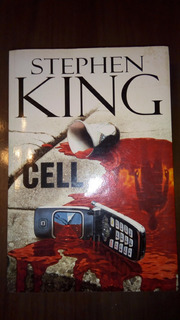 Libros Stephen King Cell Duma Key Desesperación