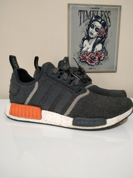 Nmd Wool Gray (42) Oportunidade
