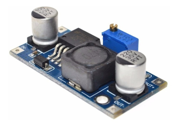 Lm2596 Regulador Tensão Step Down Buck Dc-dc 3a Arduino Pic