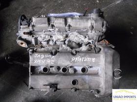 Motor Parcial Jaguar 3.0 V6 X-type 2002 Base De Troca Nº3276