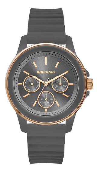 Relógio Analógico Mormaii Maui Luau Rosé Mo6p29aj/8c
