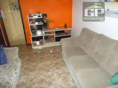 Casa Com 4 Dormitórios À Venda, 140 M² Por R$ 390.000 - Honório Gurgel - Rio De Janeiro/rj - Ca0043