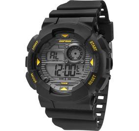 Relógio Mormaii Mo3415/8y Mo3415 8y Mo3415a Grande Shock