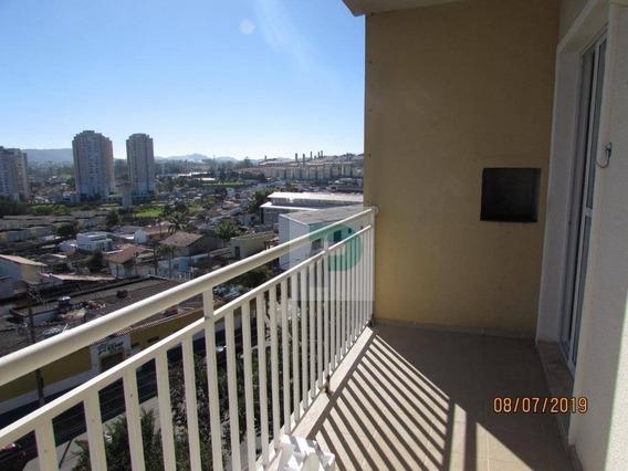Vendo Apartamento Em Cesar De Souza Em Mogi Das Cruzes - Ap0232