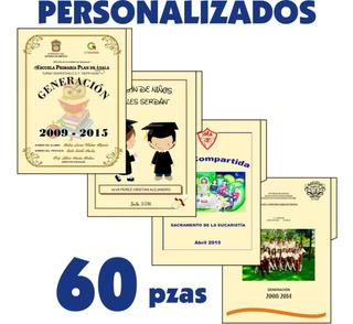 60 Folders Escolares Personalizadas