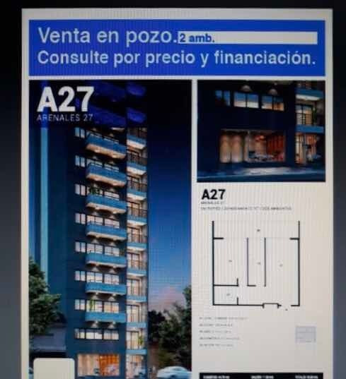 Departamento De Venta - Arenales 27
