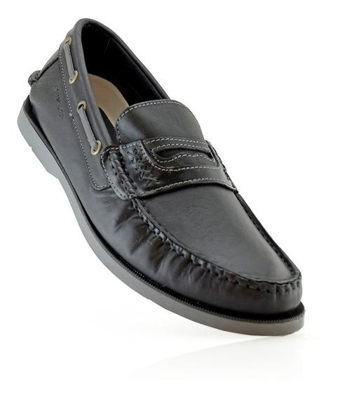 Mocasin Dunlop Cuero 2641-10 Elis Calzados