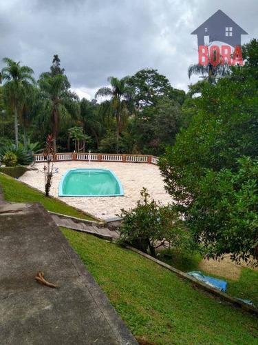 Chácara Com 1 Dormitório À Venda, 5700 M² Por R$ 650.000,00 - Barreiro - Mairiporã/sp - Ch0299