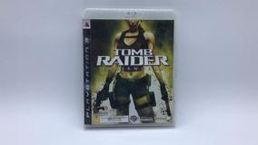 Tomb Raider Underworld - Ps3 - Midia Fisica Em Cd Original
