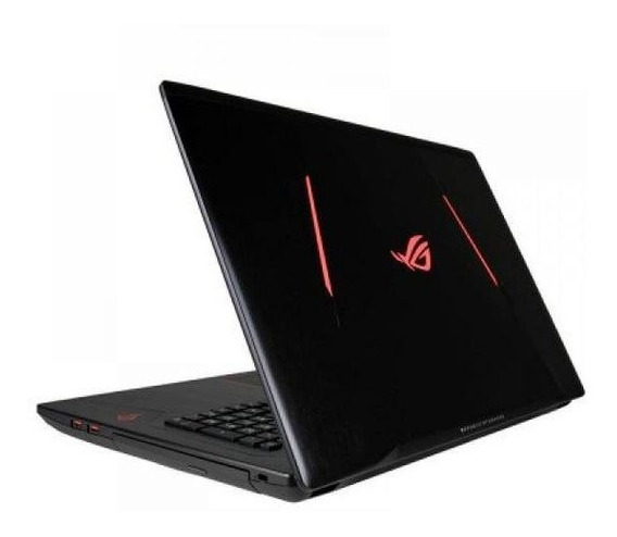 Notebook Asus Rog Strix Gl753 Gamer Intel I7 7700hq Ram 16gb