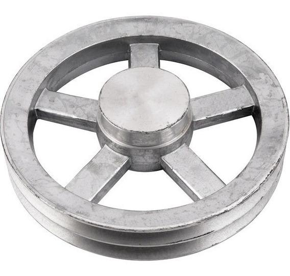 Polia De Alumínio 2 Canais B 250 Mm Vonder