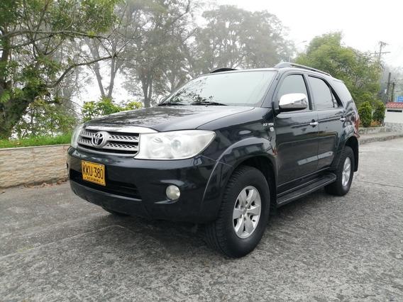 Toyota Fortuner 2011 2.7l 4x4