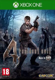 Resident Evil 4 Xbox One: Digital Games