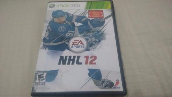 Nhl 12 - Xbox360 - Original