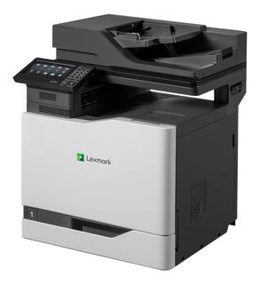 Impresora Fotocopiadora Lexmark Cx820de Laser Full Color