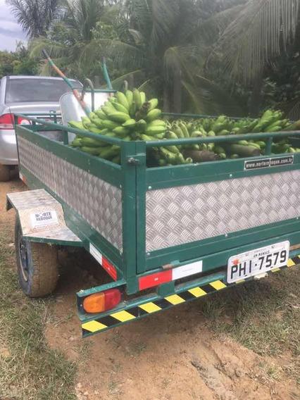 Sítio Com Produção De Bananas