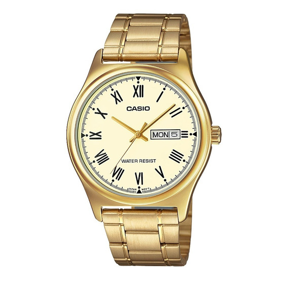 Relógio Analógico Masculino Casio Mtp-v006g-9budf