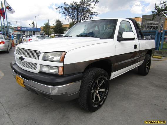 Chevrolet Silverado Platon