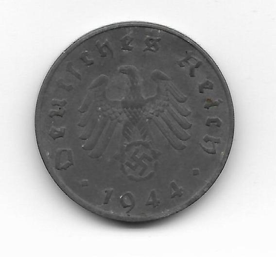 Moedas Da Alemanha Nazista 10 Reichspfennig