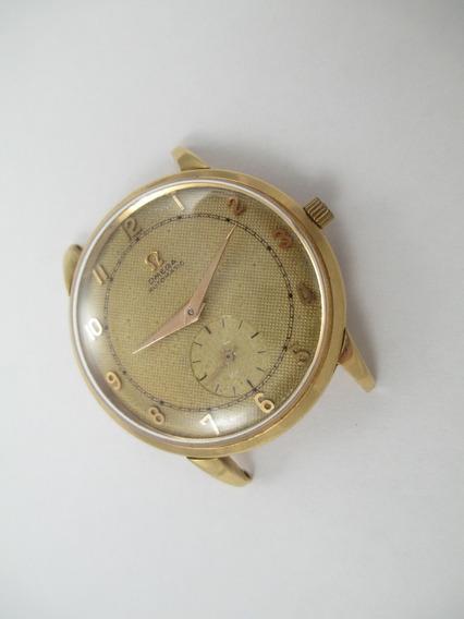 Antigo Relógio De Ou Omega Automático - Masculino - 18k