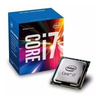 Procesador Intel Core I7 7700 3.60ghz