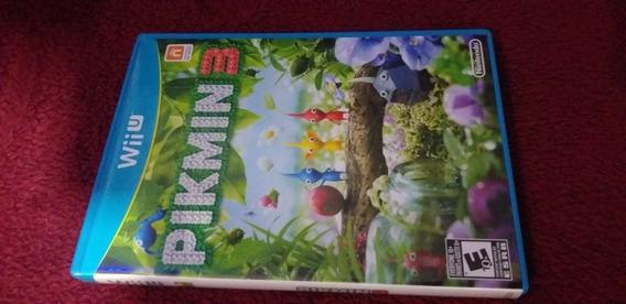 Jogo Pikmin Completado Para Wiiu Promoção.