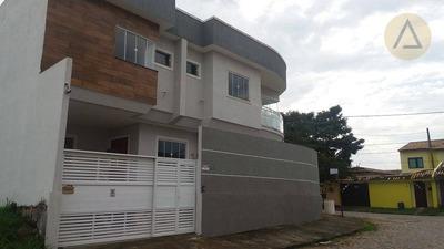 Casa Residencial Para Venda E Locação, Jardim Guanabara, Macaé. - Ca0455