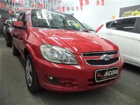 Chevrolet Prisma Lt 1.4 Flex 2012 Completo (-ar) Novinho!