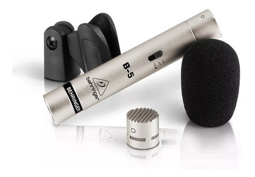 Micrófono Condensador Behringer B-5 + Garantía