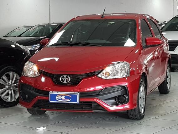 Toyota Etios 2018 1.3 !!!! Super Economico E Potente !!!