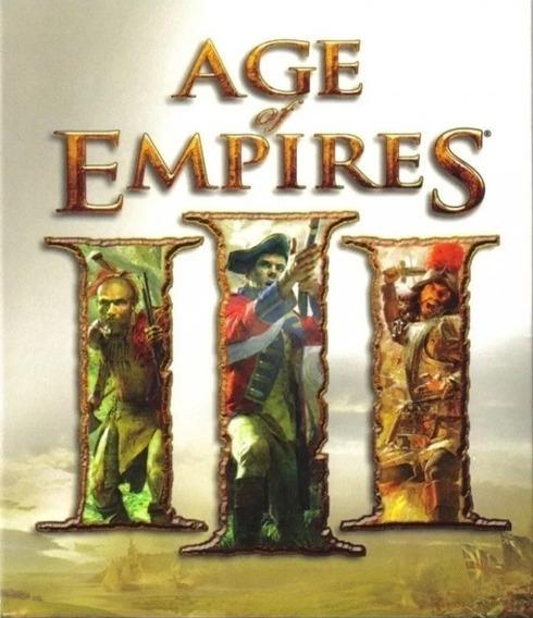 Age Of Empires 3 Pc- Traduzido Português(br)