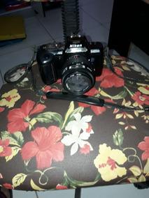 Câmera Fotográfica Para Filmes, Nikon, Lente 35x70 Mm
