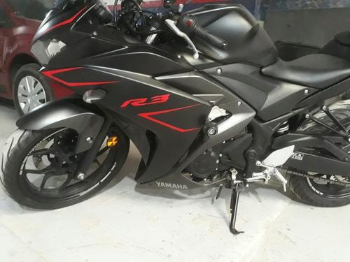 Yamaha R3 No Z400, Ninja 300, Ninja 400.