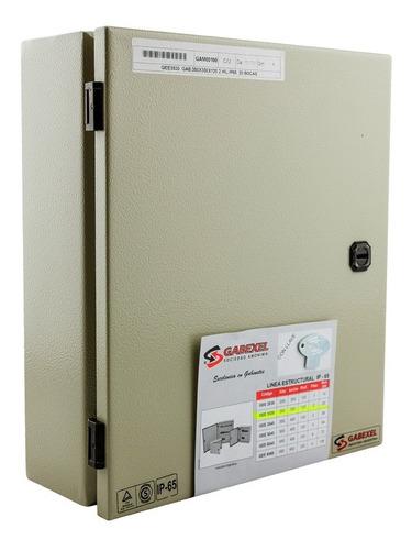 Gabinete Metalico Estanco Ip65 350x300x120mm 20 Modulos
