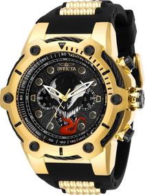 Relógio Invicta Marvel Edição Limitada Venom 29057