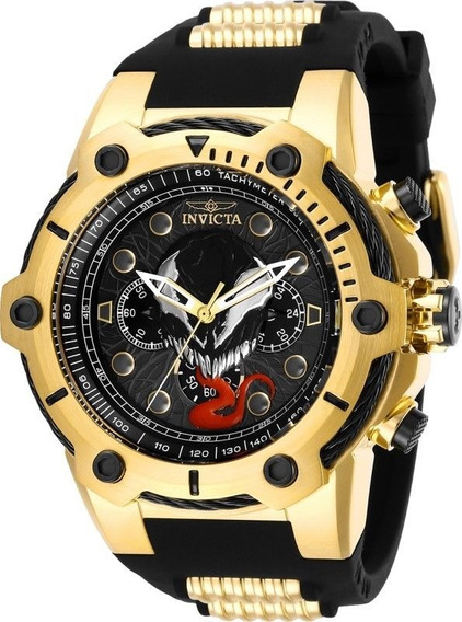 Relogio Invicta Marvel Venom 29057 Pronta Entrega