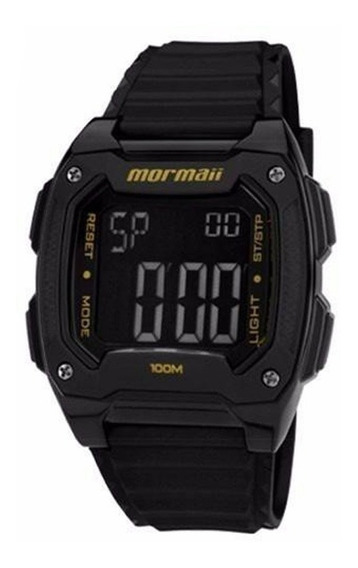 Relógio Mormaii Masculino Mo11516b/8y C/ Garantia E Nf